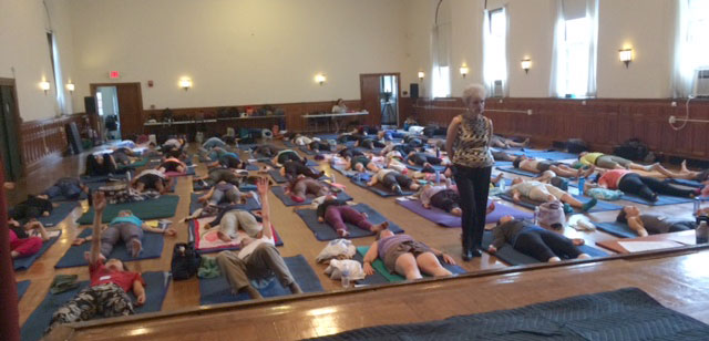 Boston Feldenkrais Training